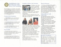 Rotary Foundation Brochure